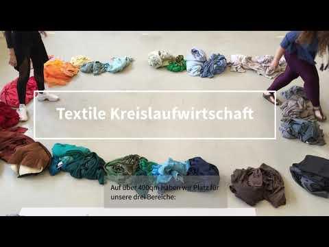 Textilhafen Der Berliner Stadtmission - Circular Textile Mission