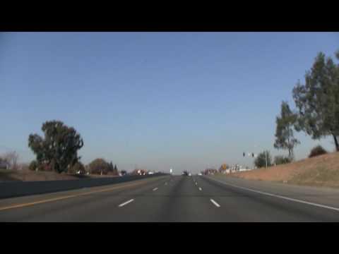 CA 99 North, Sacramento, Exit 281 To Exit 298