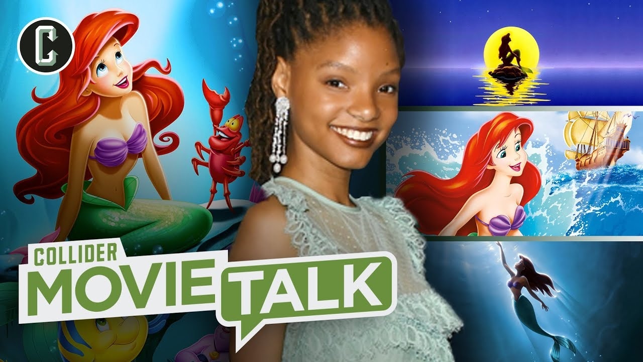 "Halle Bailey Has Officially Been Cast As Ariel In Disney's Live-Action ""The Little Mermaid"" Remake"