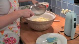 Edible Presents - Oat And Vanilla Shortbread Cookies