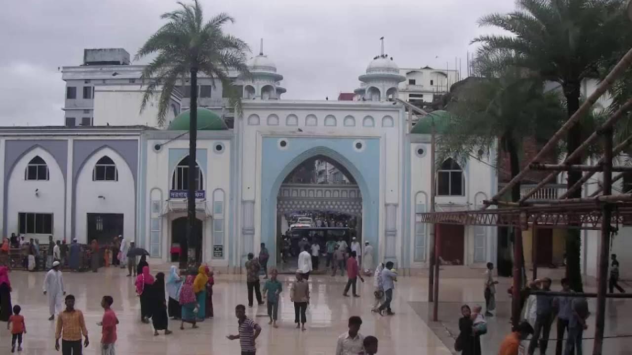Mazar Sharif of Hazrat ShahJalal (R) | Amborkhana Sylhet 3800 ...