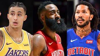 Chicago Bulls Rumors! James Harden, Derrick Rose, Kyle Kuzma & More Bulls Trade Rumors!