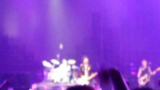"""""""Burnout"""" 2/2 by Green Day at Osaka Castle Hall 2010.01.21"""
