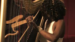 "Brandee Younger Performs ""Rama Rama"" by Alice Coltrane"