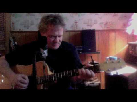 Delia- Blind Willy McTell covered by Joe Gilroy