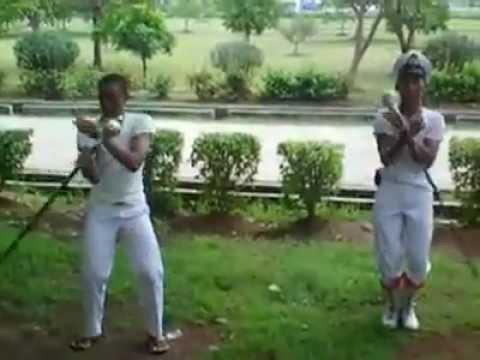 duel mayoret @BP2IP Tangerang (iseng doang)