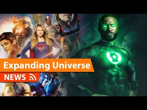 HBO's Green Lantern is set in the CW Arrowverse