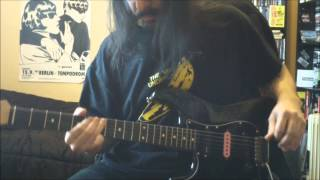 Metallica - Wasting My Hate - guitar cover - Full HD