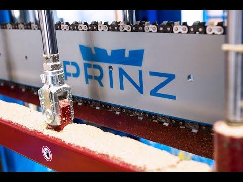 видео: АВТОМАТИЧЕСКАЯ ЛИНИЯ ПИЛЕНИЯ пакетов пиломатериалов /// PRINZ™ ULTRACUT (Австрия)