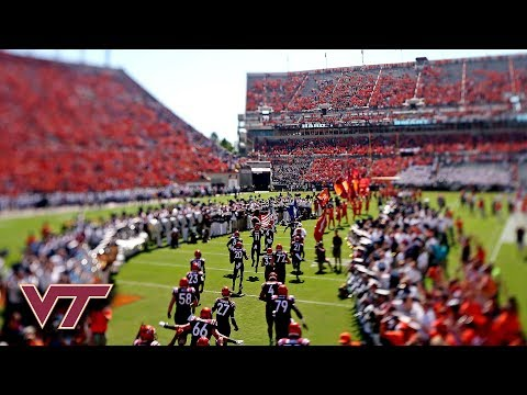 Virginia Tech Football: Inside A Most Grand Entrance