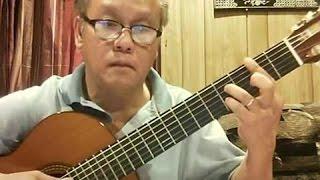 Cúi Xuống Thật Gần (Trịnh Công Sơn) - Guitar Cover by Hoàng Bảo Tuấn