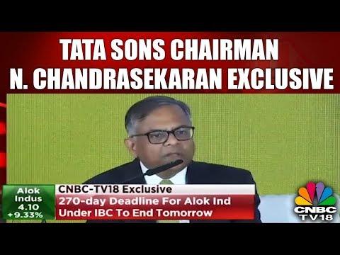 Shereen Bhan's Exclusive Conversation With N. Chandrasekaran, Tata Sons | Bazaar Corporate Radar