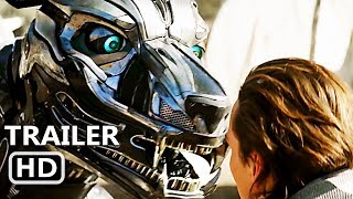 AXL Official Trailer (2018) Becky G, Teen Sci-Fi Transformers Like Movie HD