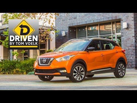 2018 Nissan Kicks SV Car Review