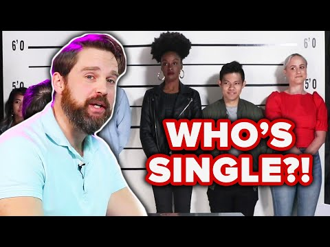 Private Investigators Guess Who's Single Out Of A Lineup