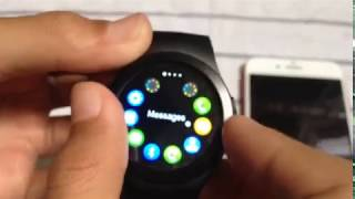Smart Watch Samsung Galaxy Gear S2 Clone 1:1