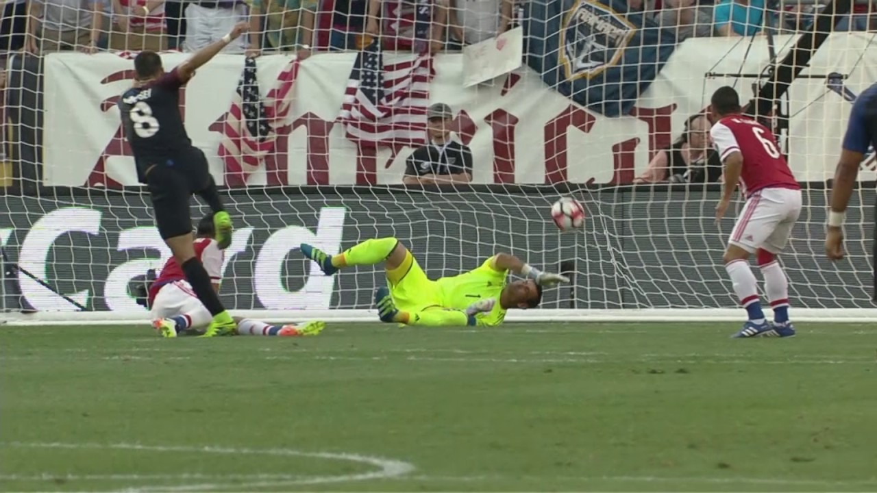 Morris scores twice, US beats Martinique 3-2 in Gold Cup