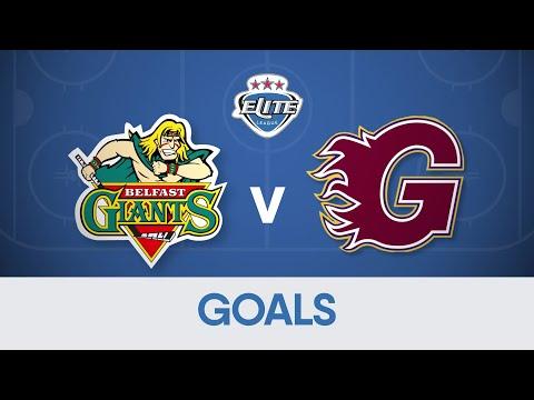 Goals & Reaction: Belfast Giants 7-3 Guildford Flames (280220)
