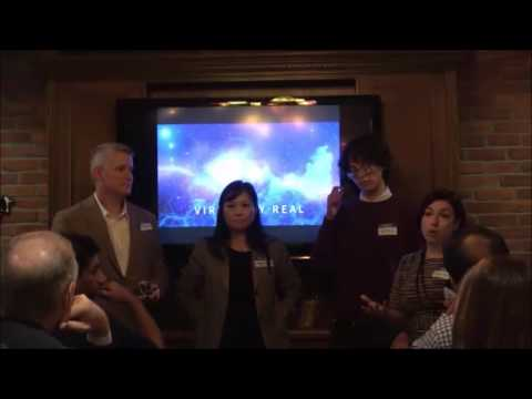 Virtual Reality Education and Learning Salon for Innovative Leaders Pt. 5