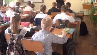 Видео открытого урока