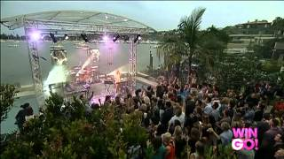 The Presets - This Boys In Love Live at Take 40 Stars of summer