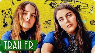 BOOKSMART Trailer German Deutsch (2019)