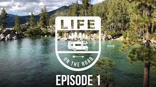 Life on the Road: Crazy Family Adventure Episode 1