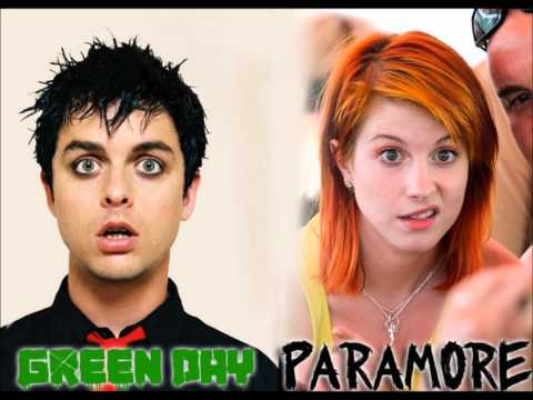Green Day & Paramore - Misery Business & Boulevard Of Broken Dreams (Mashup)