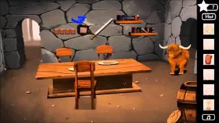 Adventure Escape The Scottish Castle Act 3 The Kitchen Level 5 - Walkthrough