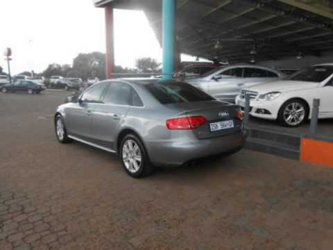 2010 audi a4 2 0 t ambition multitronic b8 auto for sale on auto trader south africa youtube. Black Bedroom Furniture Sets. Home Design Ideas