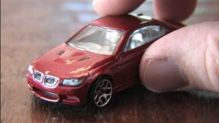 2010 BMW M3 Hot Wheels review by CGR Garage
