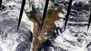 Decretan el estado de emergencia en Amazonas por los incendios