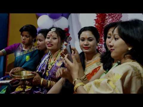 ASSAMESE WEDDING HIGHLIGHT VIDEO (BRIDE - GITUSHMITA)