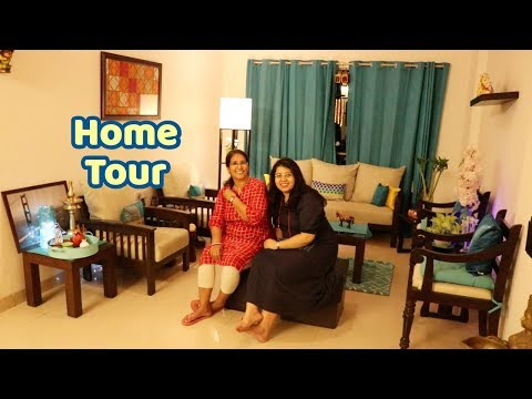 My Friend's Organized Indian House Tour | Home Decor Ideas | Apartment Tour | Maitreyee Passion Vlog