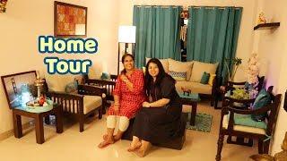 My Friend's Organized Indian House Tour | Home Decor Ideas | Apartment Tour | Maitreyee Passion Vlog