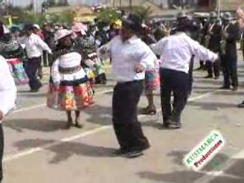 Fiestas de Santiago en San Agustin de Cajas - Huan...