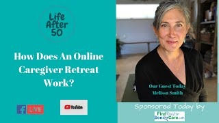 How Does An Online Caregiver Retreat Work