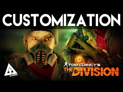 The Division Customization,