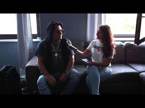 Bobby Rondinelli Interview Axel Rudi Pell x COMEBACKSTAGE