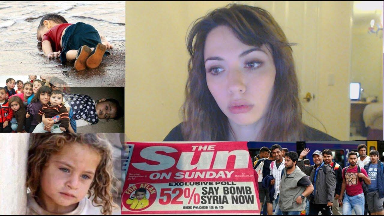 #RefugeeCrisis: What The Media Is Hiding, Help #SyrianRefugees Go Home