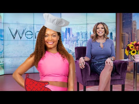 Chef Ahki In The Kitchen w/ Wendy Williams