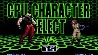 (DUAL TAS) The King Of Fighters 98 + 2002 = Ultra Rugal Arcade