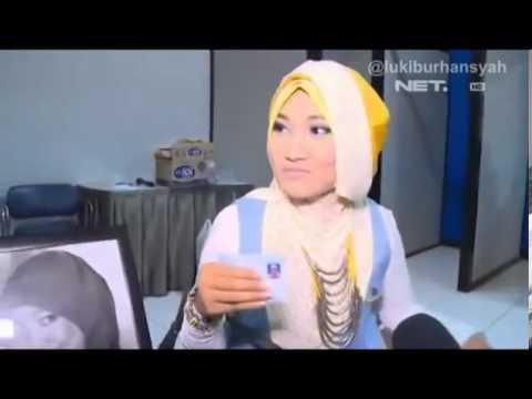 Fatin Shidqia on Entertaiment News, 24 December 2013