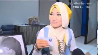 Fatin Shidqia on Entertaiment News, 24 December 2013
