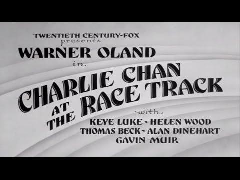 Charlie Chan at The Olympics Warner Oland  Keye Luke Public Domain