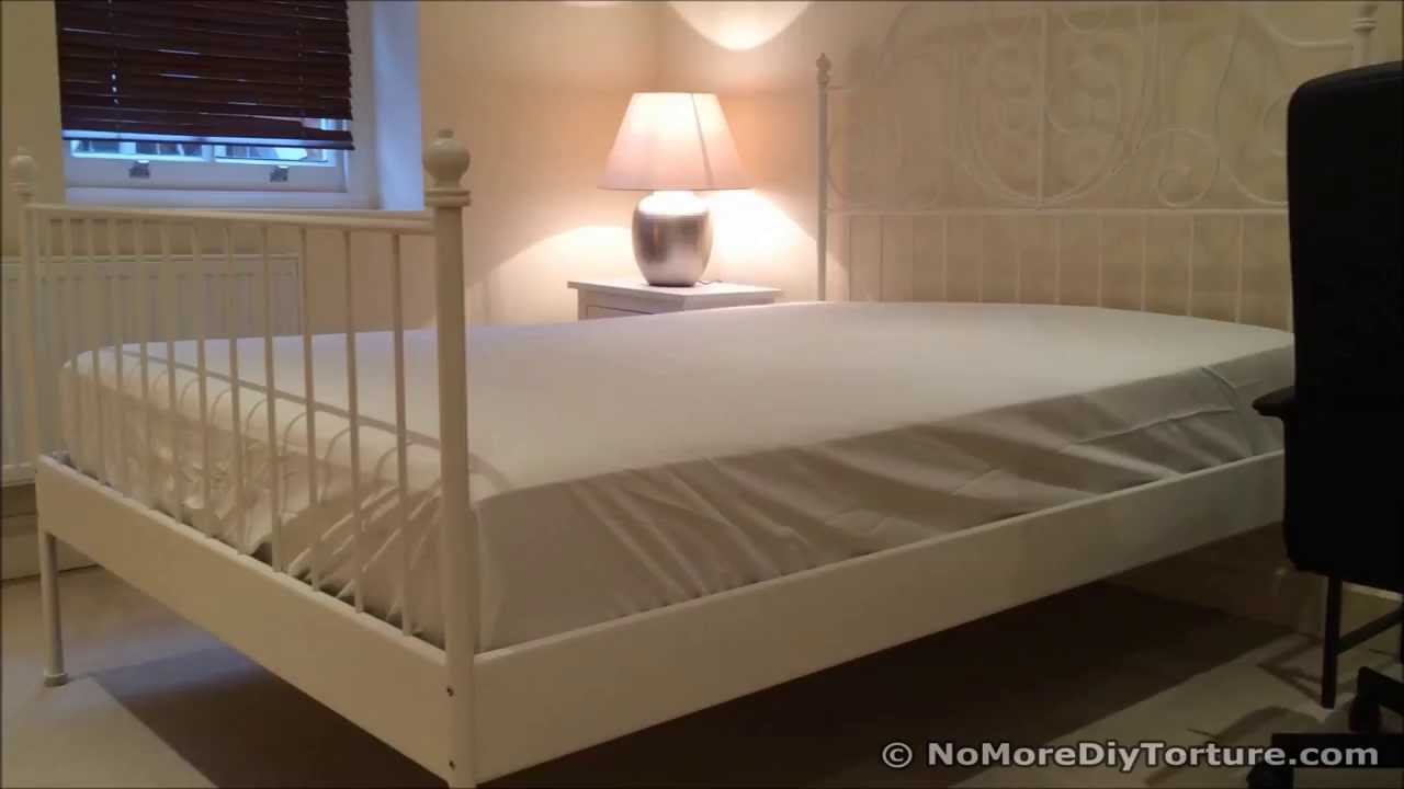 IKEA Bedroom Furniture Design  Wardrobe Study Desk Bed