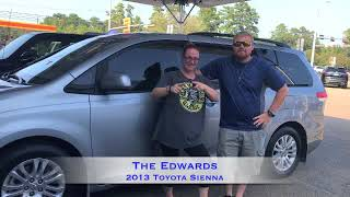 Customer Review | 2013 Toyota Sienna