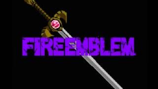 Fire Emblem - Ankoku Ryu to Hikari no Tsurugi (NES) Music - Title Theme
