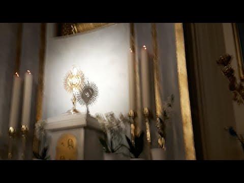 Adoracja Wieczysta Najświętszego Sakramentu. from YouTube · Duration:  30 minutes 40 seconds