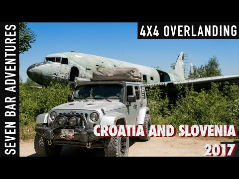 4x4 Expedition Croatia and Slovenia 2017